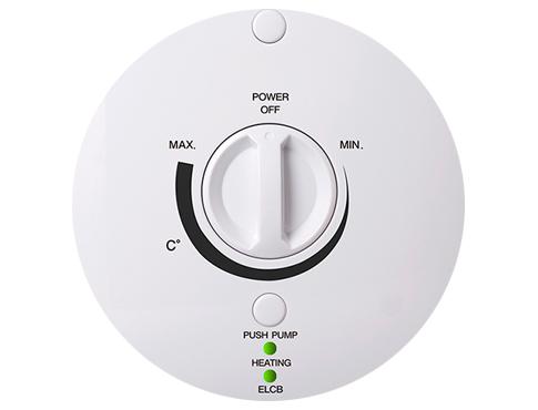 nút xoay chỉnh nhiệt độ